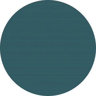 Naples Hand Woven Teal Area Rug by Andover Mills