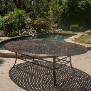Astoria Grand Fuller Outdoor Dining Table