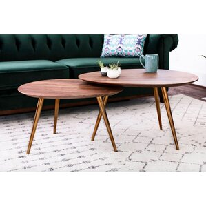 Sandisfield Nesting Coffee Table Set by George Oliver