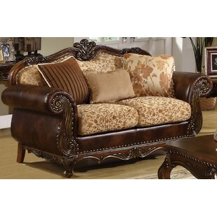 Astoria Grand Mccarthy Standard Loveseat