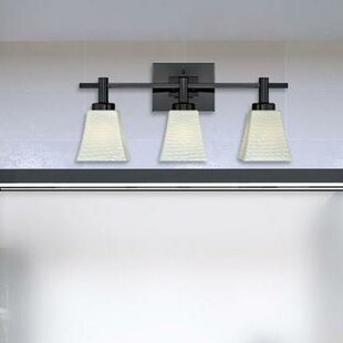 Bargain Esterly 3-Light Vanity Light By Winston Porter