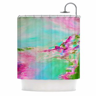 Something About the Sea 2 by Ebi Emporium Single Shower Curtain