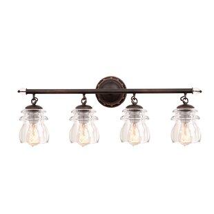 Kalco Brierfield 4-Light Vanity Light