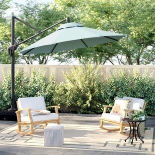 Ceylon 10' Cantilever Umbrella