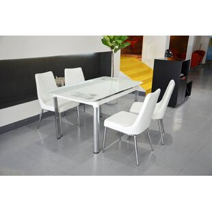 Bellona 5 Piece Dining Set by Winport Industries