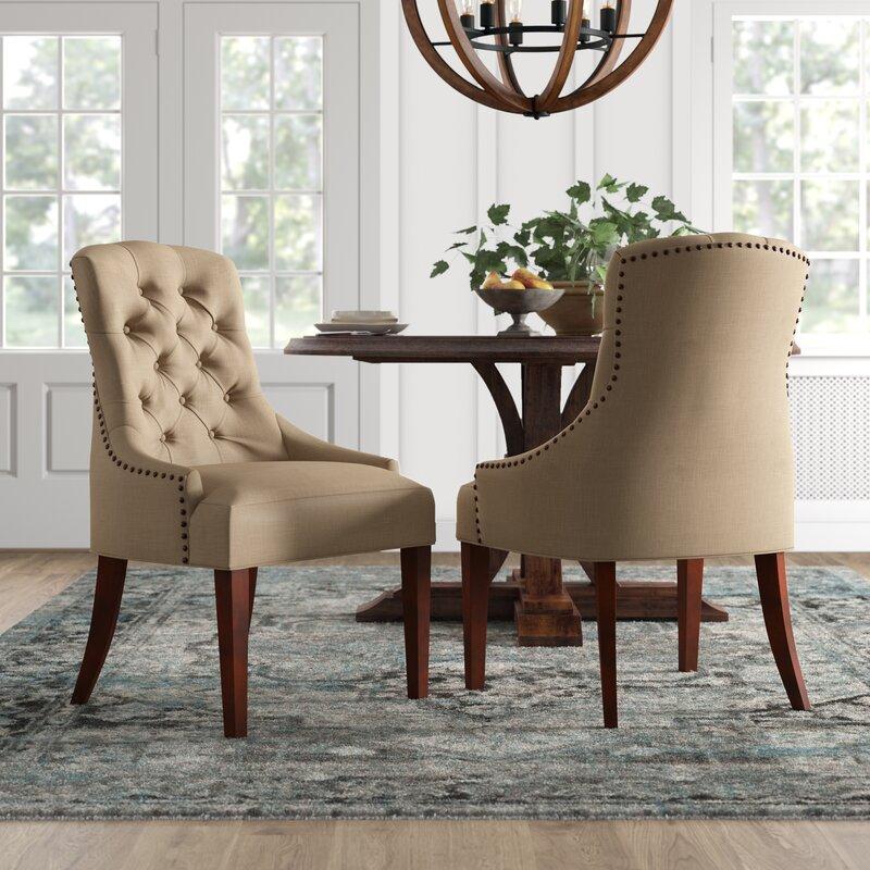 Bridgette Upholstered Arm Chair