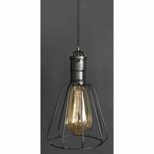 Dehn 1 Light Outdoor Pendant By Williston Forge