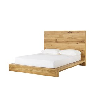 Sands King Platform Bed by Resource Decor