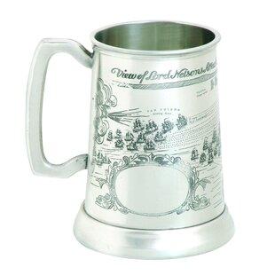 Daenerys 568ml Stainless Steel Beer Mug By Longshore Tides