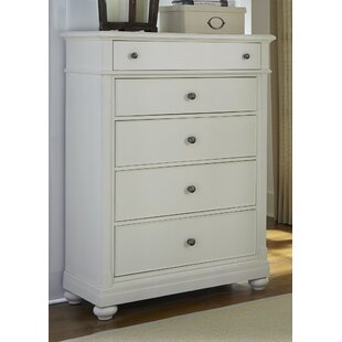 Lark Manor Saguenay 5 Drawer Chest Image