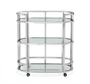 Interlude Hayden Bar Cart