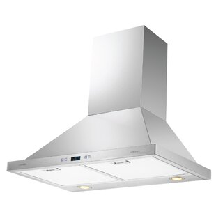 30 Cavaliere 900 CFM Ducted Wall Mount Range Hood