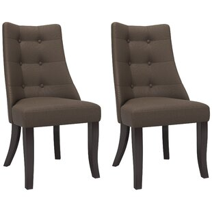 Iris Side Chair (Set of 2) Brayden Studio