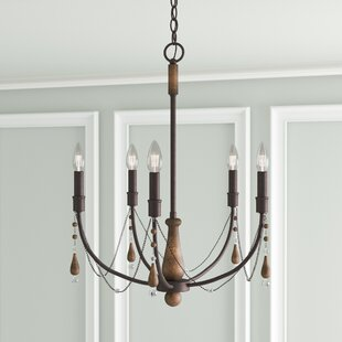 Astoria Grand Alsace 5-Light Chandelier