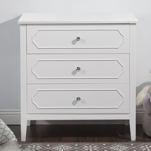Poppy Regency Changing Dresser