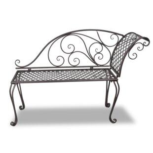 Iron Garden Bench By Home Etc