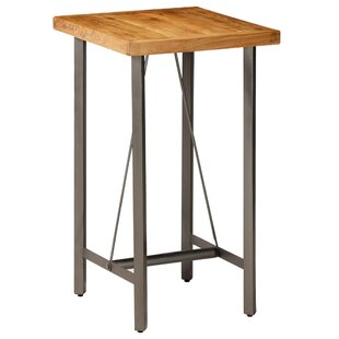 Mowbray Solid Reclaimed Teak Pub Table By Williston Forge