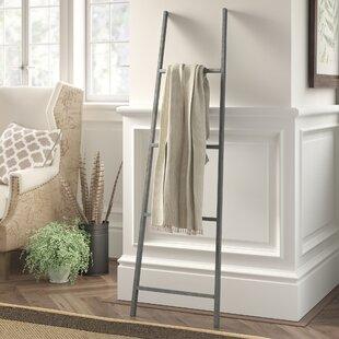 Savings Rustic 5 ft Decorative Blanket Ladder By Birch Lane™