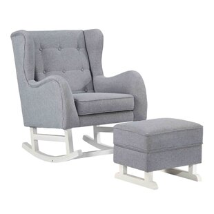 Reviews Colville Lounge Chair and Ottoman by Harriet Bee Reviews (2019) & Buyer's Guide