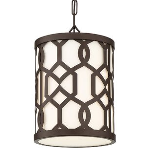 Wheless 1-Light Outdoor Pendant