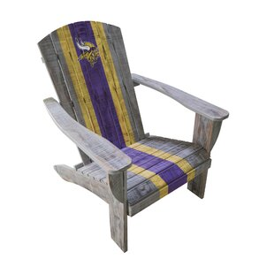 Imperial International NFL Wood Adirondack Chair