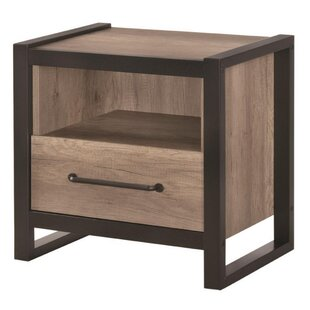 Thedford 1 Drawer Nightstand