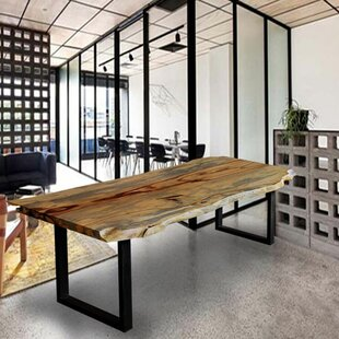 Fine Mod Imports Erosion Dining Table