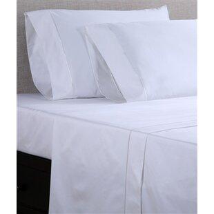Affluence Hospitality Hospitality Fitted Sheet (Set of 12)
