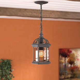 Slater 1-Light Pendant by Andover Mills