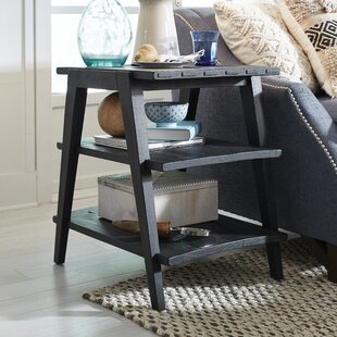 Daria End Table by Gracie Oaks