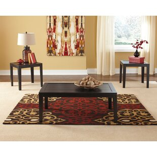 Midway 3 Piece Coffee Table Set