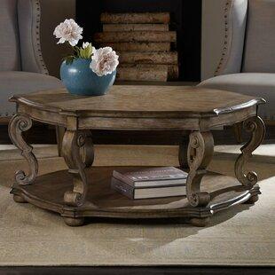 Solana Coffee Table by Hoo..