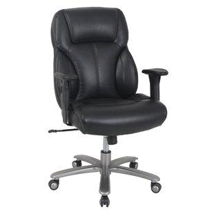 Symple Stuff Kirklin Ergonomic Executive Chair