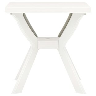 Xena Plastic Bistro Table Image