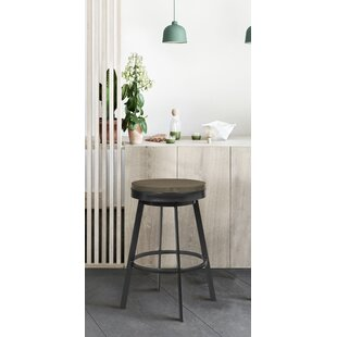 Pellerin 30 Swivel Bar Stool Williston Forge