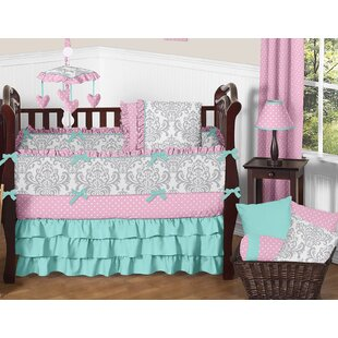 Skylar 9 Piece Crib Bedding Set By Sweet Jojo Designs