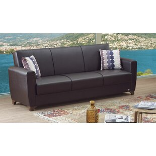 Beyan Signature Convertible Sleeper Sofa