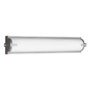 Brayden Studio Nysa 1-Light LED Bath Bar