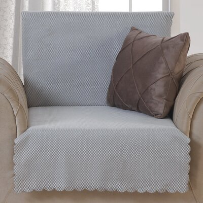 Pet Protector T-Cushion Armchair Slipcover & August Grove Pet Protector T-Cushion Armchair Slipcover | Wayfair