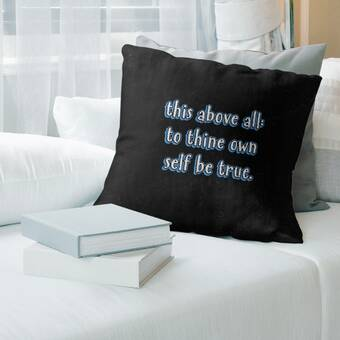 Harriet Bee Azevedo Animal Print Down Filled 100 Cotton Lumbar Pillow Wayfair