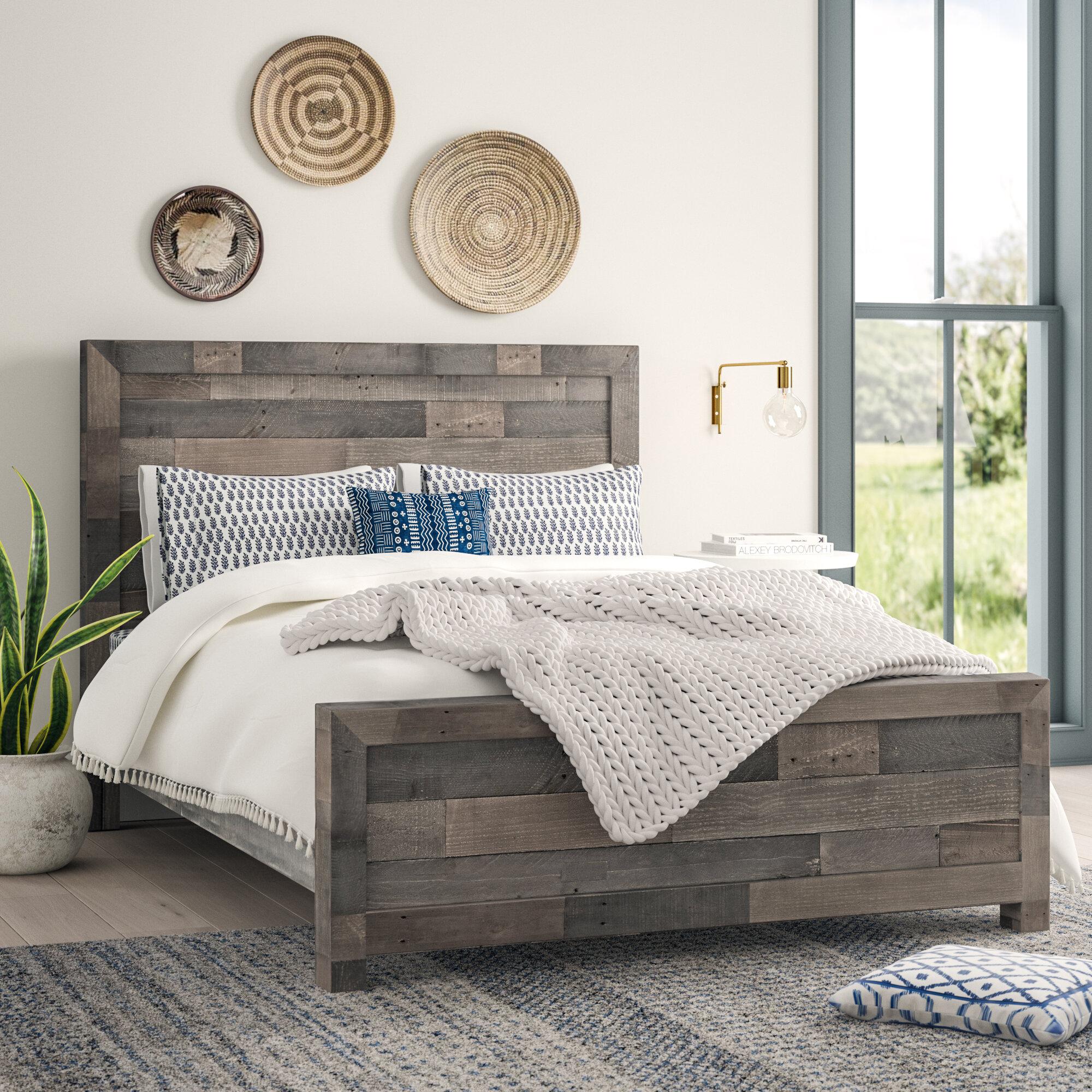 Mistana Abbey Platform Bed Reviews Wayfair