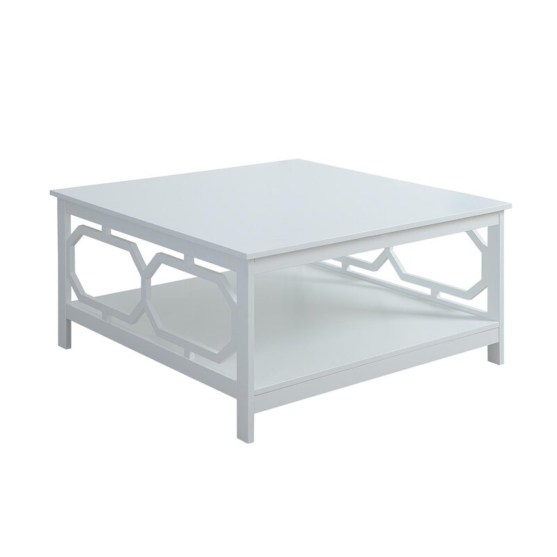 Sager Coffee Table with Storage