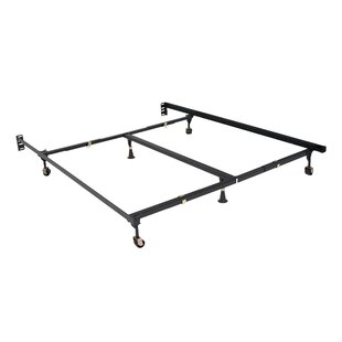 Alwyn Home Premium Clamp Style Bed Frame