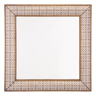 Bloomsbury Market St. Marks Square Accent Mirror
