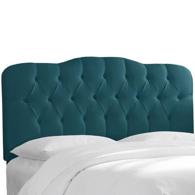 Everly Quinn Leahy Tufted Upholstered Panel Headboard Reviews