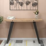 Jared 52 Solid Wood Console Table by Latitude Run®