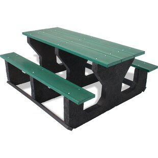 Ultra Play UltraSite Recycled Plastic Portable Table