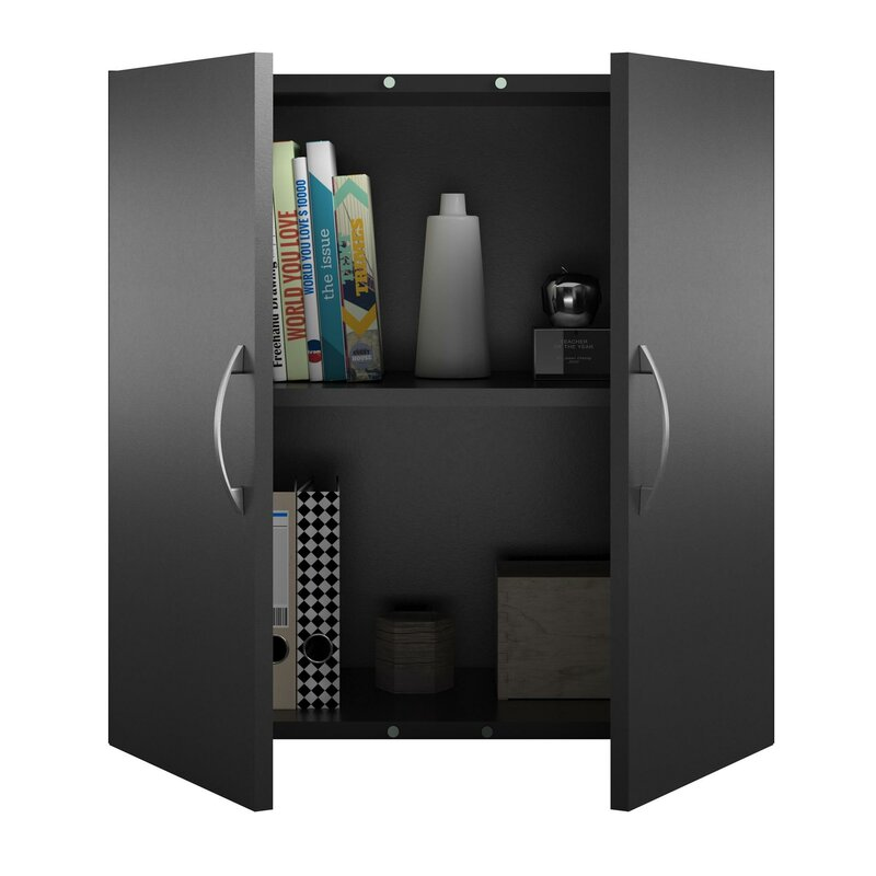 Wayfair Basics Springboro 5 Piece Garage Storage Cabinet System Reviews