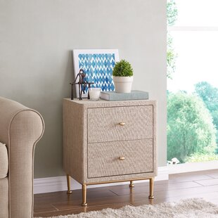 Isadora End Table with Storage