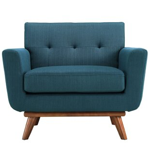 Best Reviews Johnston Armchair by Langley Street